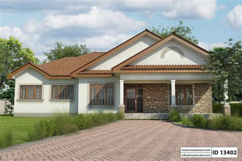 Simple 3 Bedroom House Plan ID 13402 House Designs by