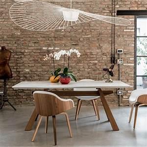 Tisch Mit Keramikplatte : zeus c feststehender tisch midj aus furnierholz platte aus keramik in verschiedenen gr en ~ Eleganceandgraceweddings.com Haus und Dekorationen
