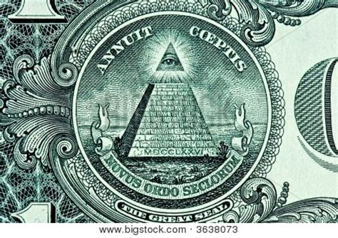 Bill Star Olympics Template by Picture Or Photo Of Mason Pyramid On One Dollar Bill Macro