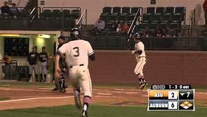 AUHD Game Recap Baseball Vs Alabama State YouTube