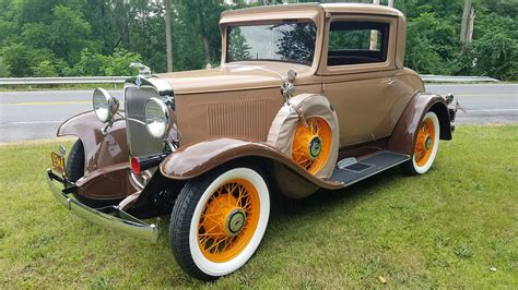 1931 Chevrolet Independence 3 Window Coupe
