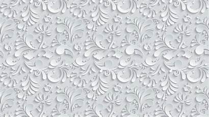 Grey Desktop Pattern Floral Seamless Ultra Shadow