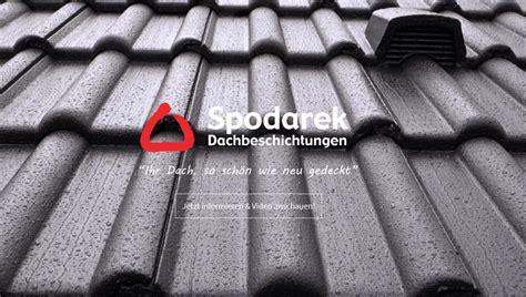 Flachdachsanierung Ein Fall Fuer Den Fachmann by Dachbeschichtungen Wolken Spodarek Dachsanierung