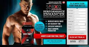 Xtreme Exo-test Testosterone Booster Review
