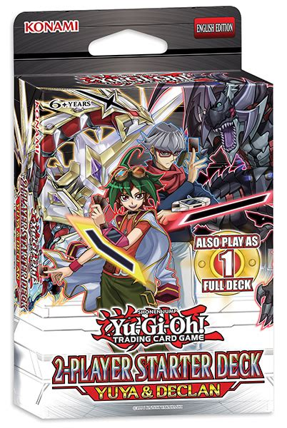 2 player starter deck yuya declan yu gi oh fandom powered by wikia