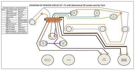 Printed Circuit Diagram Chevytrucks Vboard