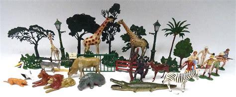 lot zoo wild animals