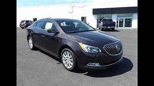 2014 Buick Lacrosse 2 4l 4 Cylinder Start Up  Tour  And