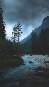 np31 mountain wood river nature wallpaper