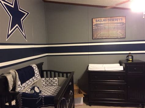 m 225 s de 1000 ideas sobre dallas cowboys nursery en