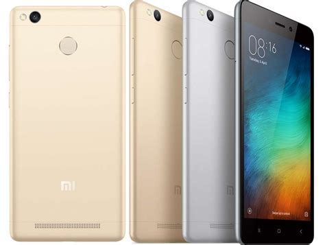 Ipaky Xiaomi Redmi 3s xiaomi redmi 3s prime price review specifications pros cons