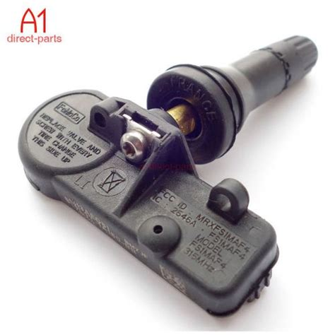 tire pressure monitoring 1996 ford econoline e250 parking system purchase new tire pressure monitoring sensor tpms for
