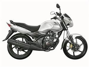 Honda CB Unicorn Side View 'White'