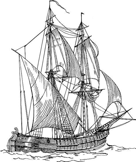 ship boat sailboat  vector graphic  pixabay