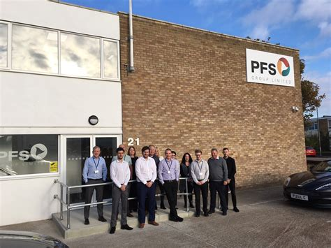Pfs Group Limited