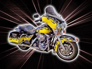 Motorcycle Tribal Flame Decals