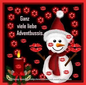 Grüße Zum 2 Advent Lustig : 1 advent bilder 1 advent gb pics seite 2 gbpicsonline ~ Haus.voiturepedia.club Haus und Dekorationen