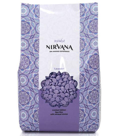 ItalWax Nirvana plēves vasks, lavanda (1000g) - 4HAIR.LV