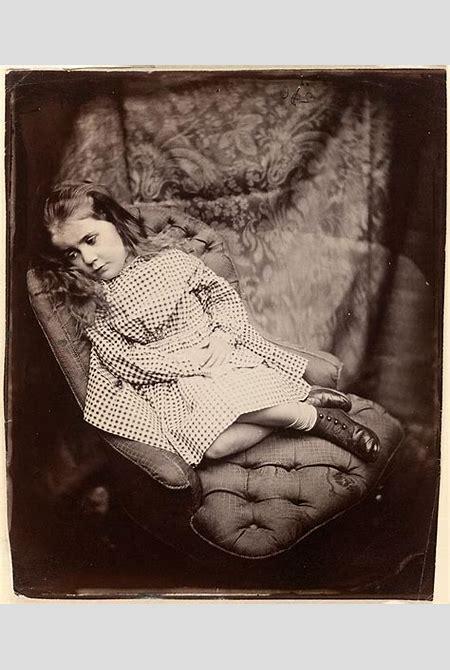 File:Lewis Carroll (the Reverend Charles Lutwidge Dodgson) Margaret Frances Langton Clarke, 1864 ...