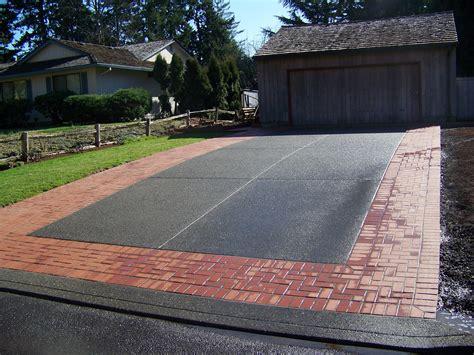 driveway concrete designs design concrete driveway jmarvinhandyman