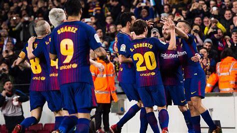 Tremendo calendario para el Barça en el mes de febrero