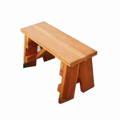 Redwood Outdoor Bench Pbb Deck Picnic Benches