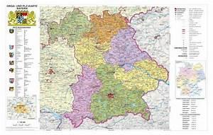 Plz Karte Berlin Kostenlos : stiefel wandkarte kleinformat bayern politisch mit postleitzahlen ohne ~ Orissabook.com Haus und Dekorationen