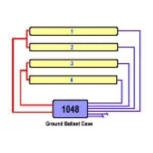 similiar sign ballast wiring diagram keywords allanson eesb 1048 26l 120 277v electronic fluorescent sign ballast