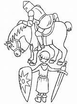 Ritter Ridder Malvorlagen Ausmalbilder Mittelalter Kleurplaten Een Zijn Schildknaap Coloring Paradijs Kostenlose Ridders Kostenlos Thema Kasteel Kleurplaat Afkomstig Bezoeken Middeleeuws sketch template