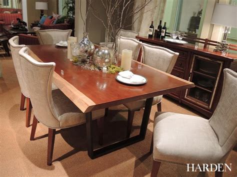 harden live edge dining table debbie erb