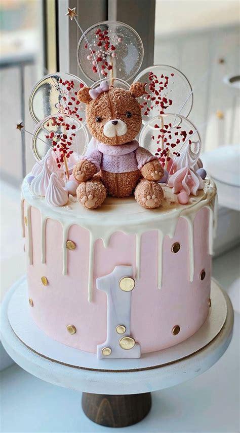 cutest  birthday cake ideas st birthday cakes