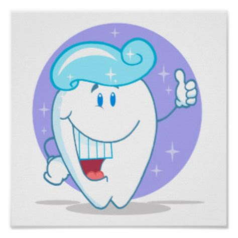 p 243 sters dibujo animado dentista l 225 minas e impresiones zazzle es