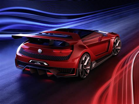 Volkswagen Brings The GTI Roadster From 'Gran Turismo 6 ...