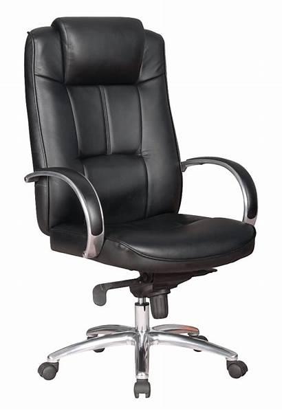 Chair Office Executive Sofa Furniture Transparent Editing