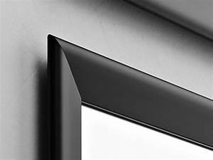 Miroir Cadre Noir : hd home design yume black miroirs horm ~ Teatrodelosmanantiales.com Idées de Décoration