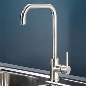 Maximus Kitchen Laundry Wels Sink Mixer Tap Stainless Steel