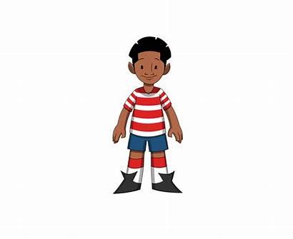 Kid Animated Deviantart