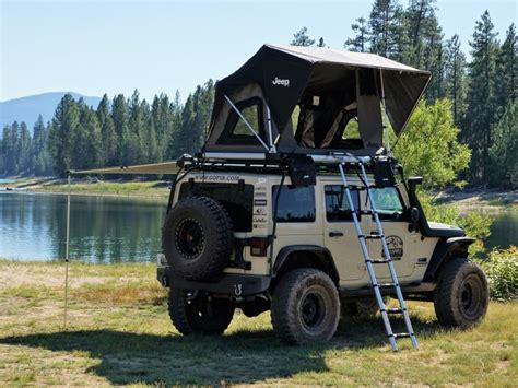 roof tents  rising trend  campers