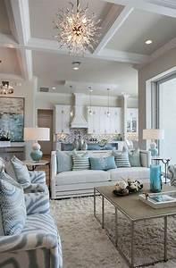 35, Stunning, Open, Living, Room, Design, Ideas