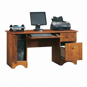 Shop Sauder Country Computer Desk at Lowes com