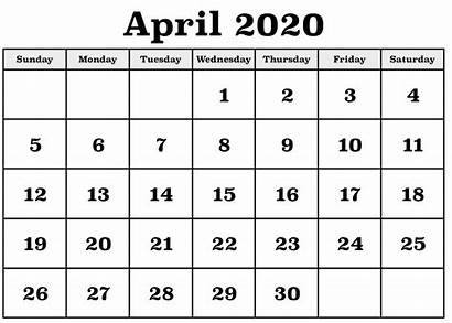 Calendar April Printable Excel Template Monthly Templates