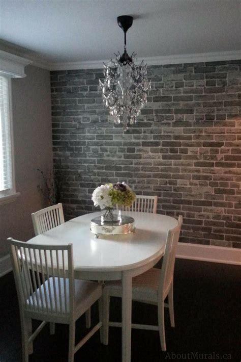 grey brick wallpaper brick wallpaper bedroom brick