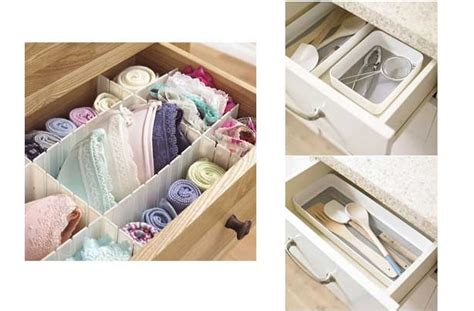 Kitchen Draw Organisers Uk by Storage Solutions A Tenner Neat Drawer Dividers