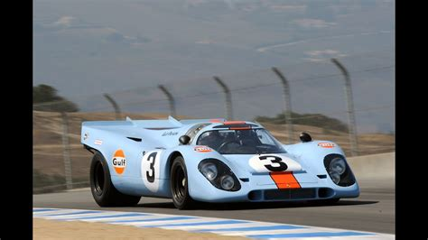 Porsche 917 Pure Engine Sound