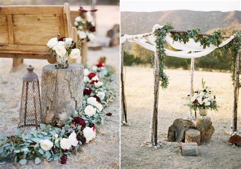Rustic, Elegant Winter Wedding Inspiration
