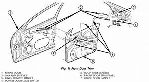 How Do You Disassemble And Install In Door Radio Speakers