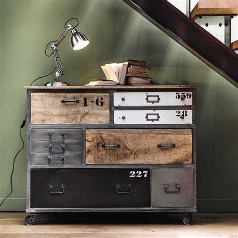 maison du monde 93 17 meilleures id 233 es 224 propos de commodes sur meubles recycl 233 s meubles de rangement
