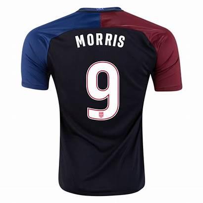 Jordan Jersey Soccer Morris Usa Hamm Away