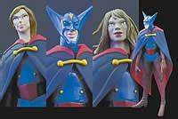 BATTLE OF THE PLANETS ACTION FIGURES, Calendar Toy Action ...