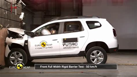 crash test dacia duster 2019 dacia duster crash test safe car